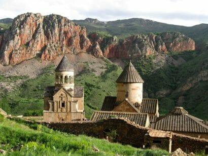 Arménie et Géorgie