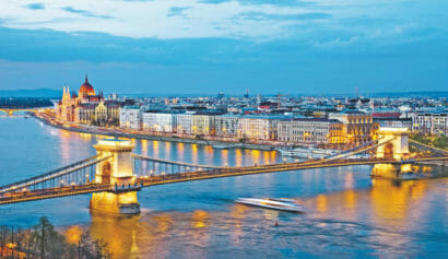 Croisière Danube
